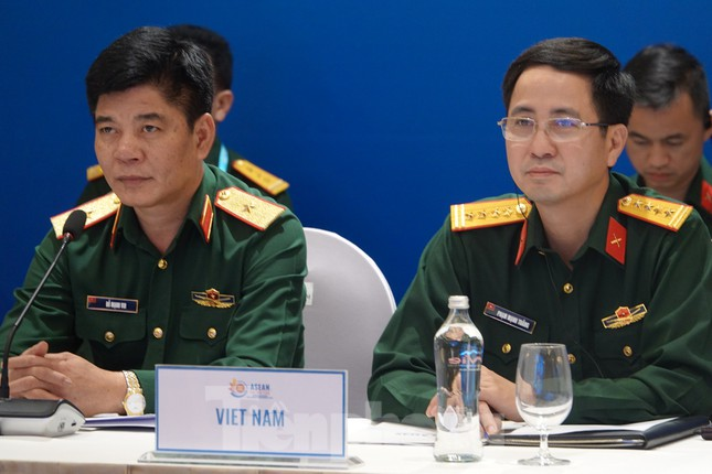 Quan chức quốc phòng cấp cao ASEAN bàn kế hoạch hợp tác 3 năm tới ảnh 2