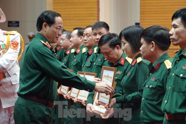 Quân đội tuyên dương điển hình vì sự tiến bộ của phụ nữ và bình đẳng giới ảnh 5
