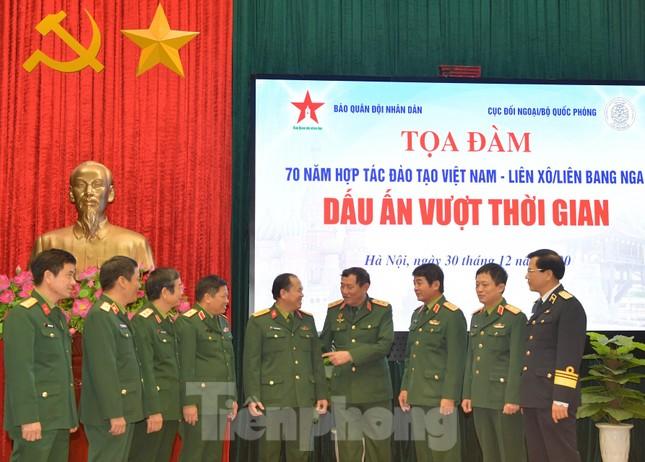 70 năm hợp tác Việt - Xô, Việt - Nga: Dấu ấn vượt thời gian ảnh 1