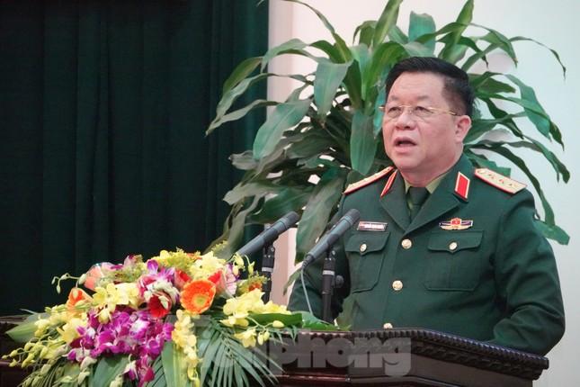 Quân đội tặng bằng khen Báo Tiền Phong ảnh 1