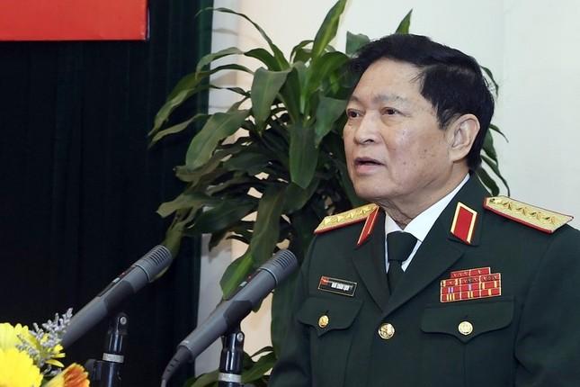 Quân ủy T.Ư gặp mặt 125 đại biểu Quân đội dự Đại hội Đảng XIII ảnh 1