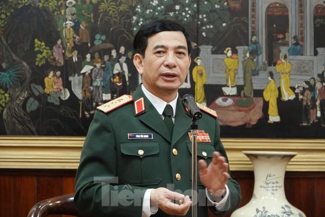 Thượng tướng Phan Văn Giang giao nhiệm vụ đầu xuân cho BTL Bảo vệ Lăng ảnh 3