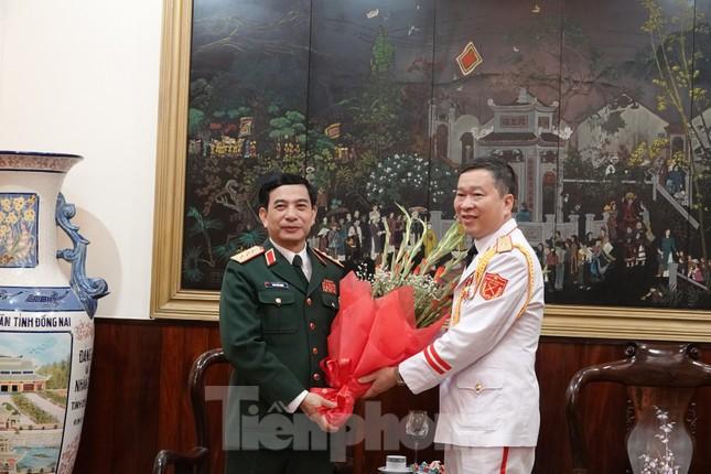 Thượng tướng Phan Văn Giang giao nhiệm vụ đầu xuân cho BTL Bảo vệ Lăng ảnh 10