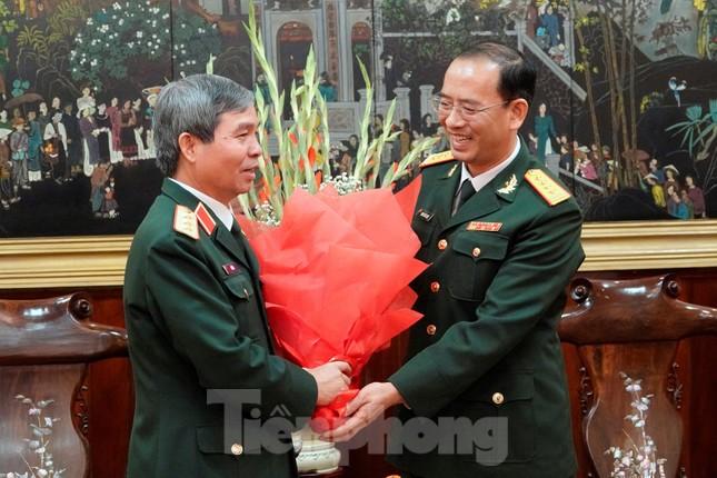 Thượng tướng Phan Văn Giang giao nhiệm vụ đầu xuân cho BTL Bảo vệ Lăng ảnh 11