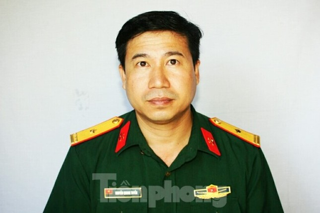 Cán bộ Đoàn và đoàn viên Quân đội nêu thực trạng, hiến kế với Đoàn ảnh 3