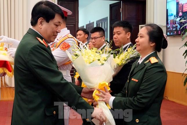 Quân ủy Trung ương - Bộ Quốc phòng biểu dương điển hình trẻ tiêu biểu toàn quân ảnh 2