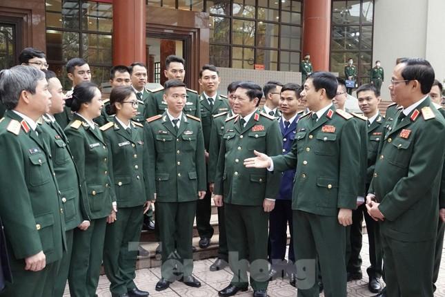 Tuổi trẻ Quân đội thực hiện hơn 1.500 công trình, phần việc trong Tháng Thanh niên ảnh 1