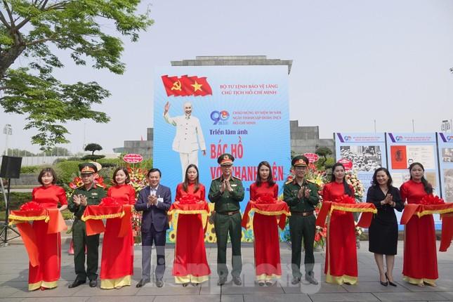 Tuổi trẻ Quân đội thực hiện hơn 1.500 công trình, phần việc trong Tháng Thanh niên ảnh 2