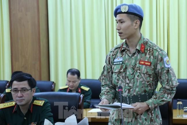 Chủ tịch nước cử sĩ quan Việt Nam thứ ba tới trụ sở Liên hợp quốc ảnh 1