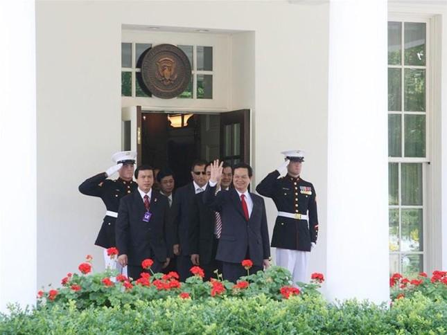 Nhà trắng, trưa ngày 24 tháng 6 năm 2008 ảnh 1