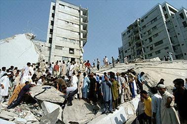 Số người chết tại Pakistan có thể lên tới 30 nghìn ảnh 1