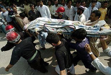 Số người chết tại Pakistan có thể lên tới 30 nghìn ảnh 5