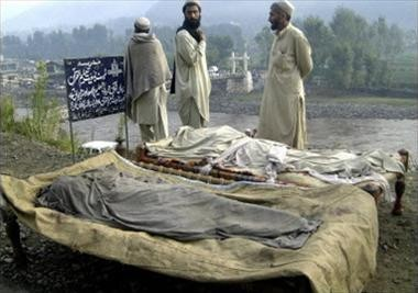 Số người chết tại Pakistan có thể lên tới 30 nghìn ảnh 6
