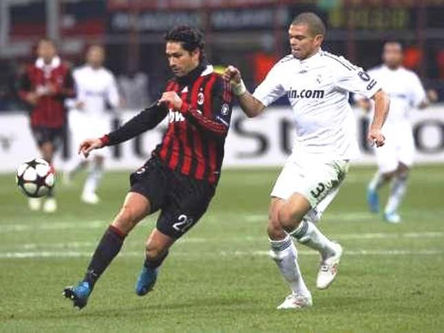 Milan và Real bất phân thắng bại ảnh 1