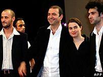 Phim Palestine hy vọng giành Oscar ảnh 1