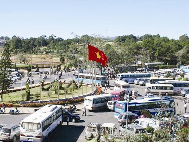 Du lịch dịp Tết: Đà Lạt kẹt xe, Vũng Tàu 'cháy' phòng ảnh 1