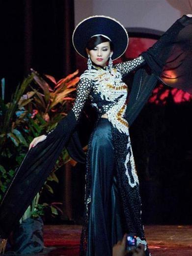 Nhìn lại hành trình của Hoàng Yến tại Miss Universe ảnh 7