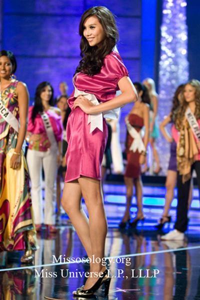 Nhìn lại hành trình của Hoàng Yến tại Miss Universe ảnh 11