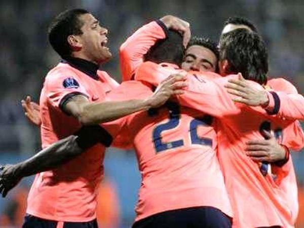 Barcelona khẳng định sức mạnh ảnh 1