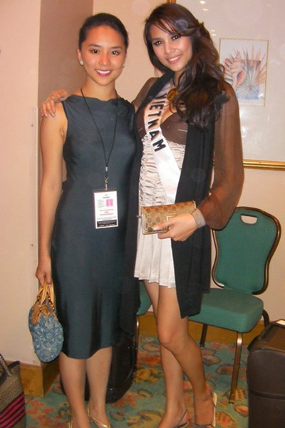 Nhìn lại hành trình của Hoàng Yến tại Miss Universe ảnh 13