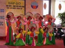 200 đại biểu thanh niên tham dự Gặp gỡ Matxcơva 2008 ảnh 1