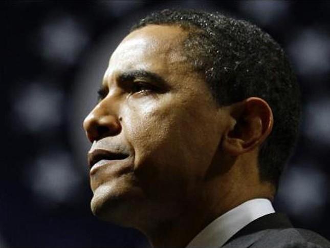 Obama quyênđược 55 triệu USD trong tháng 2 ảnh 1