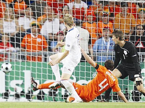 10 bàn thắng đẹp nhất Euro 2008 ảnh 1