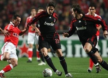 Milan đi tiếp, Real bại trận ảnh 1