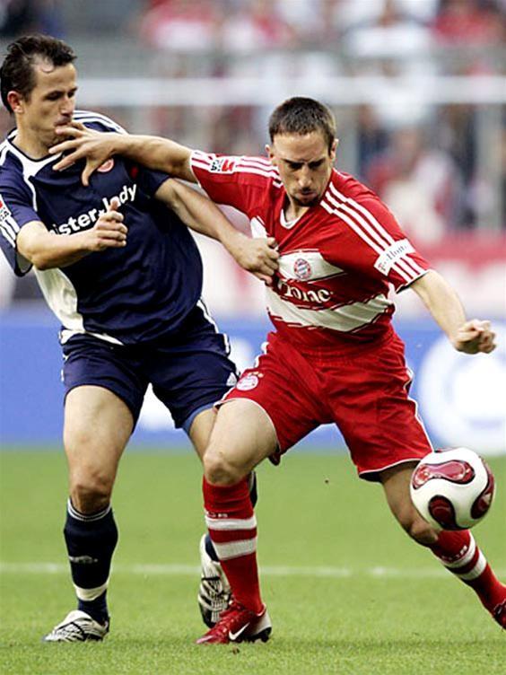 Beckenbauer nổi giận trước cơn sốt F.Ribery ảnh 1