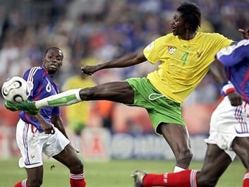 Adebayor mất tiền thưởng thời World Cup ảnh 1