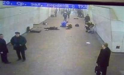 Mátxcơva : Khủng bố trong tàu điện ngầm, 35 người chết ảnh 2