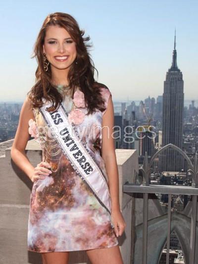 Tân Hoa hậu Hoàn vũ và Hoa hậu Mỹ tinh nghịch ảnh 8