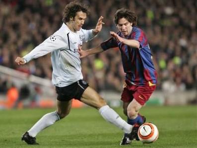 Messi vẫn có tên trong đội hình Barca ảnh 1