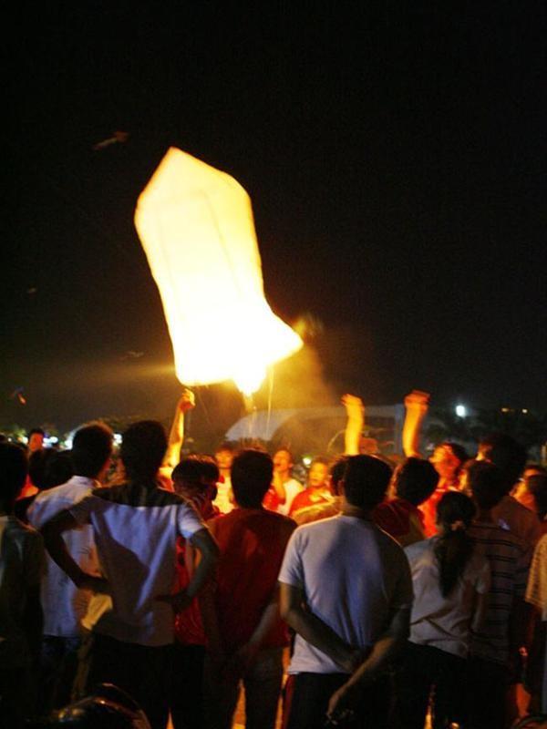 Mừng đội tuyển Việt Nam vào tứ kết ASIAN Cup 2007 ảnh 1