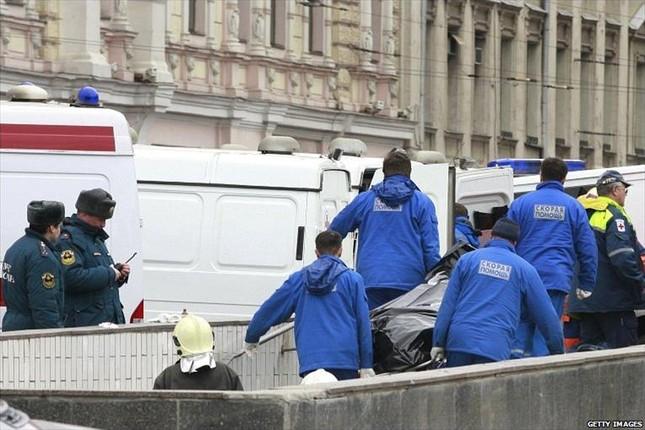 Thế giới lên án mạnh mẽvụ tấn công khủng bố tại Nga ảnh 1