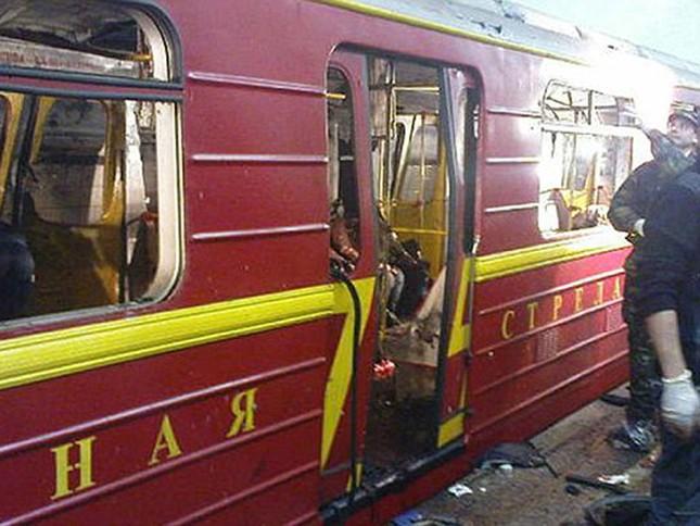Chùm ảnh khủng bố kép trong tàu điện ngầm Matxcơva ảnh 2
