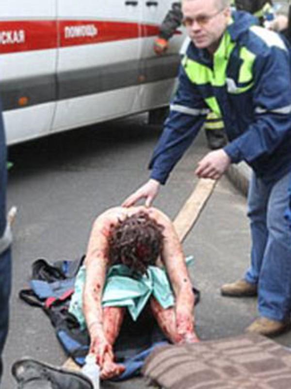 Chùm ảnh khủng bố kép trong tàu điện ngầm Matxcơva ảnh 3