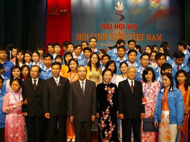 Chùm ảnh khai mạc Đại hội Hội Sinh viên Việt Nam ảnh 1