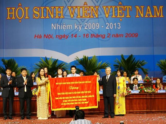Chùm ảnh khai mạc Đại hội Hội Sinh viên Việt Nam ảnh 2