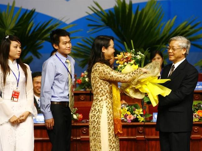 Chùm ảnh khai mạc Đại hội Hội Sinh viên Việt Nam ảnh 3