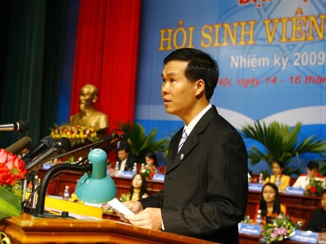 Chùm ảnh khai mạc Đại hội Hội Sinh viên Việt Nam ảnh 4