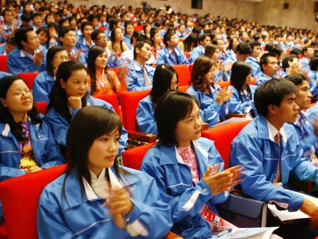 Chùm ảnh khai mạc Đại hội Hội Sinh viên Việt Nam ảnh 5