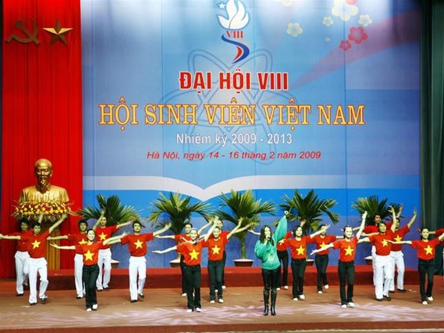 Chùm ảnh khai mạc Đại hội Hội Sinh viên Việt Nam ảnh 6