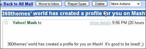 Làm chủ Yahoo Mash - phần I ảnh 8