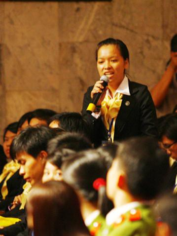 Trực tuyến : Sinh viên đối thoại với Chính phủ ảnh 6