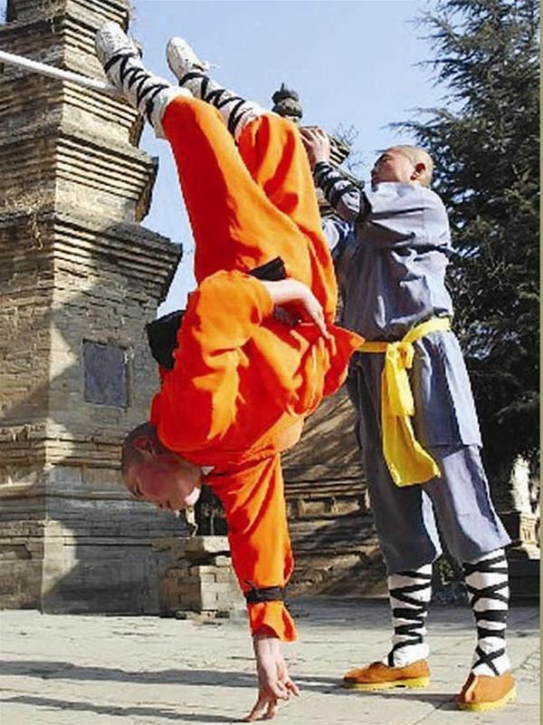 Vénmàn bí mậtquanh Thiếu Lâm y dược ảnh 1