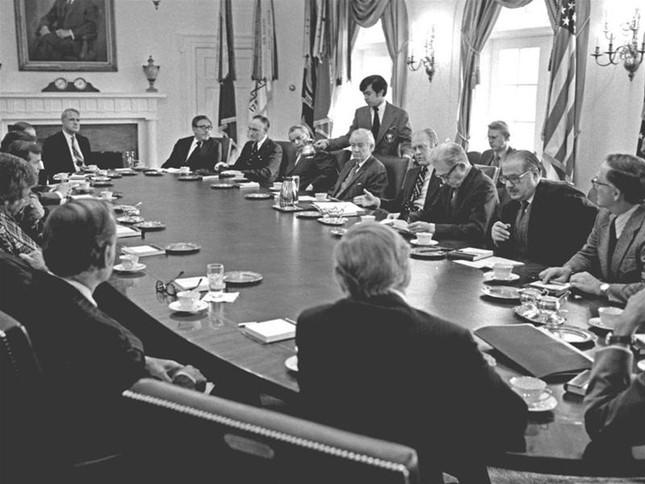 Hồ sơ mật của CIA: Giờ phút định mệnh - kỳ 14 ảnh 1