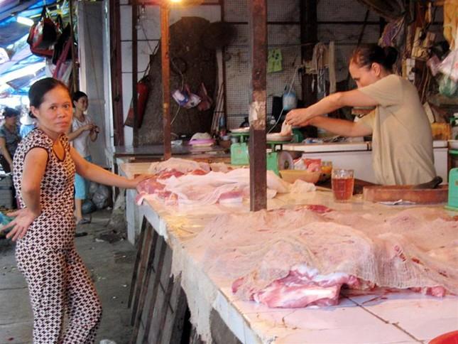 Hà Nội: Chợ ế, trang trại tắc ảnh 1
