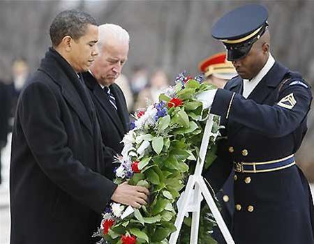 Mỹ: Sẵn sàng cho Lễ nhậm chức của ông Obama ảnh 3