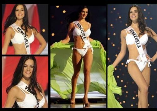 Hoa hậu Venezuelađứngđầubình chọnqua mạng ảnh 5